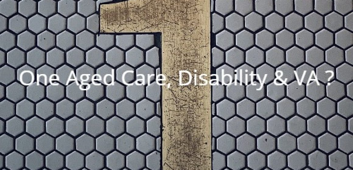 NDIS & Aged Care – Combined into One System? Or Just Combined Compliance